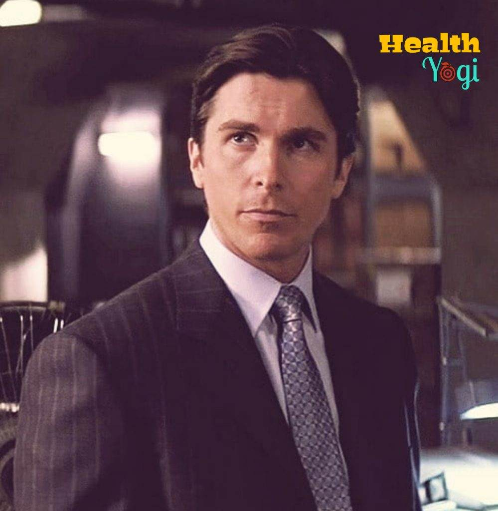 Christian Bale [Age, Height, Weight]