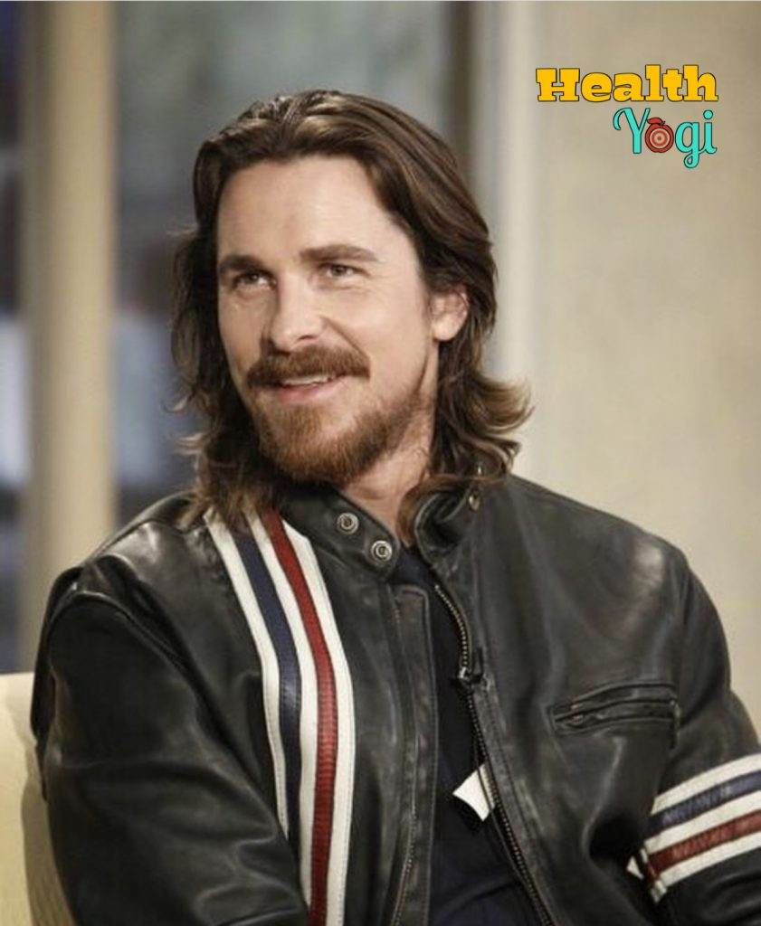 Christian Bale Meal Plan