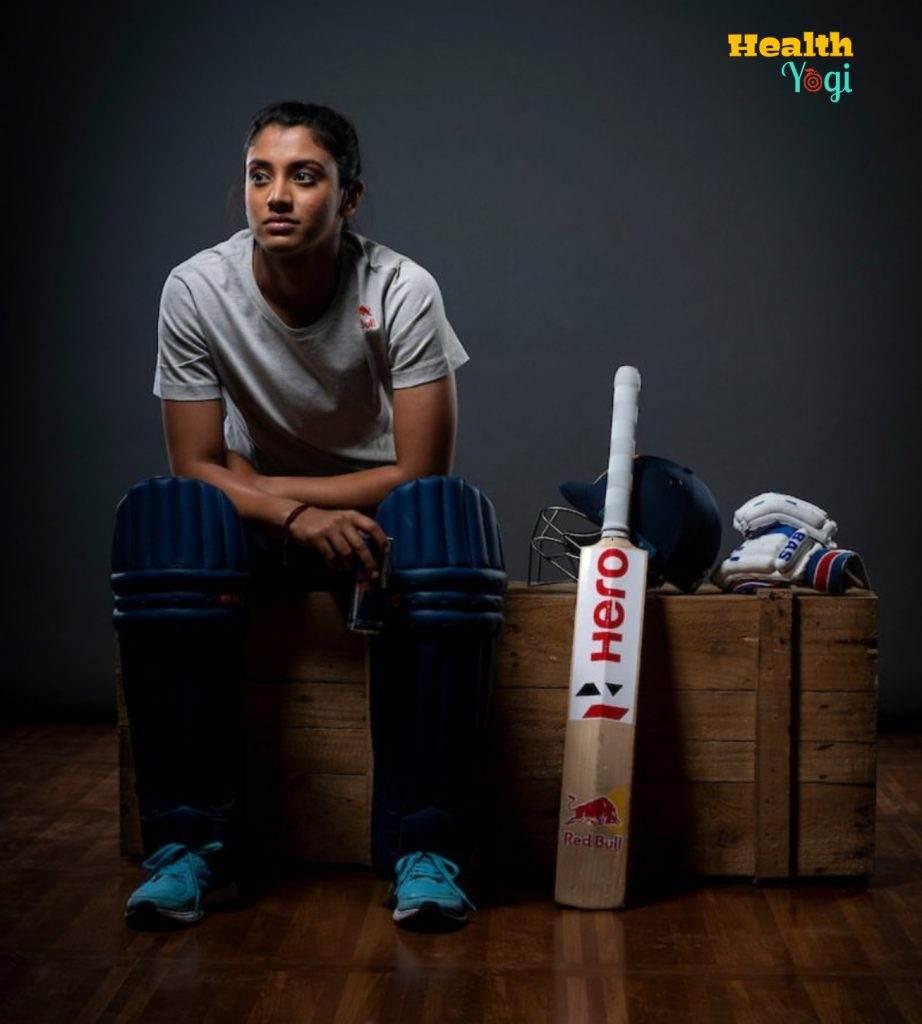 Cricketer Smriti Mandhana Fitness