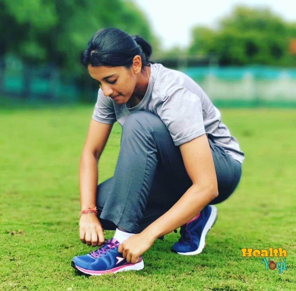 Smriti Mandhana Exercise Routine
