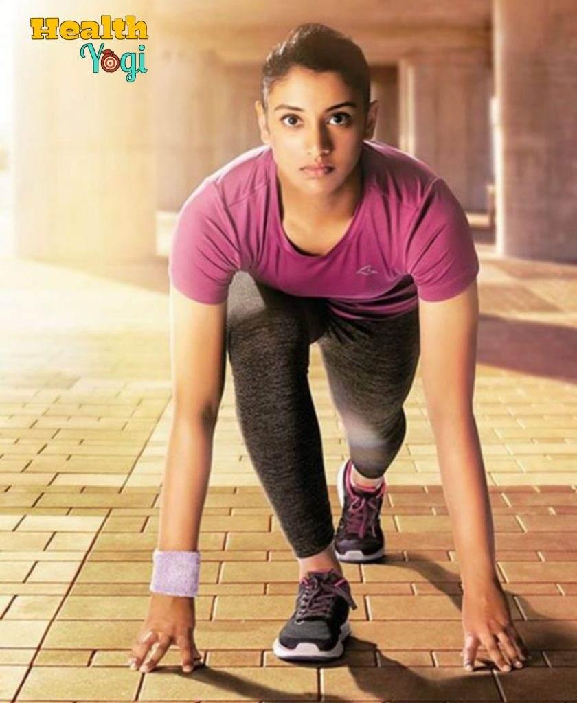 Smriti Mandhana Workout Routine and Diet Plan