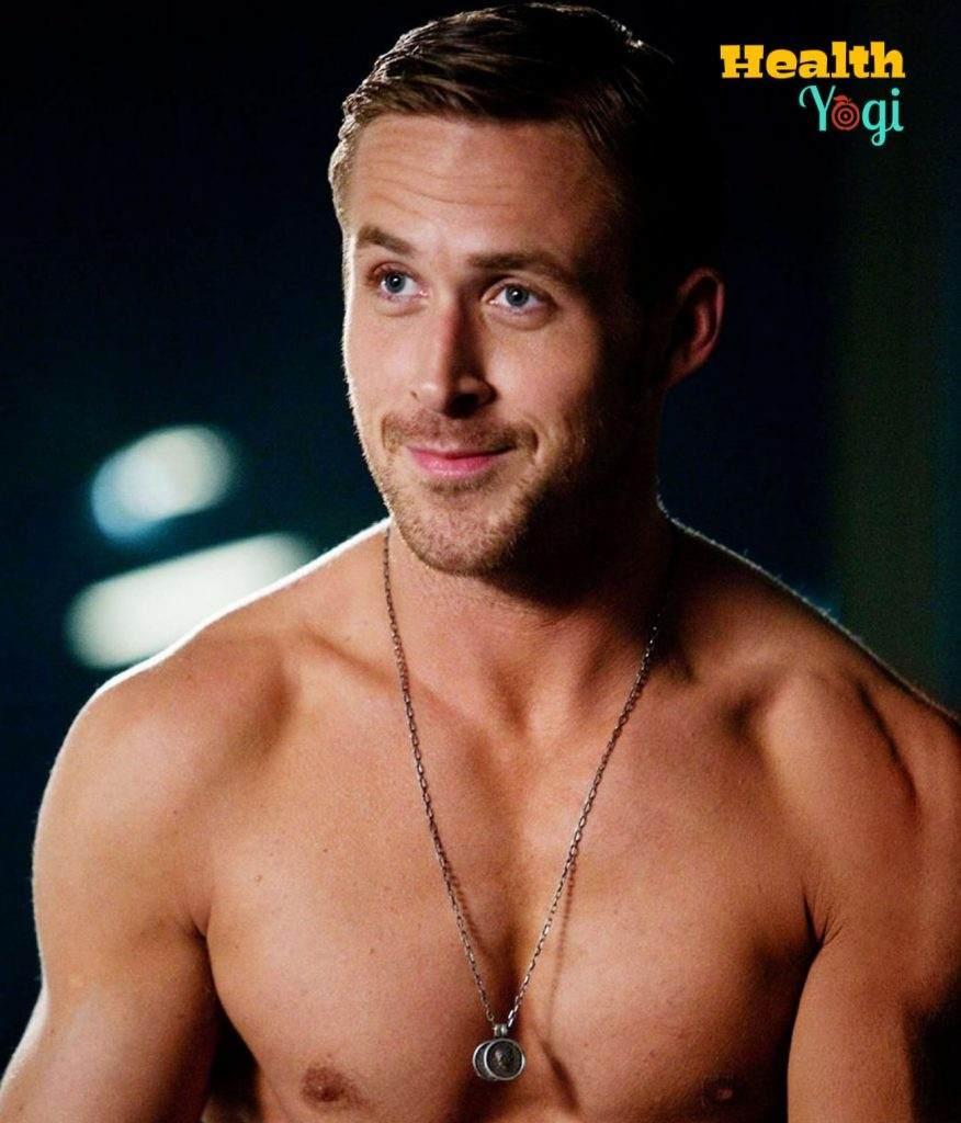 Ryan Gosling Diet Plan