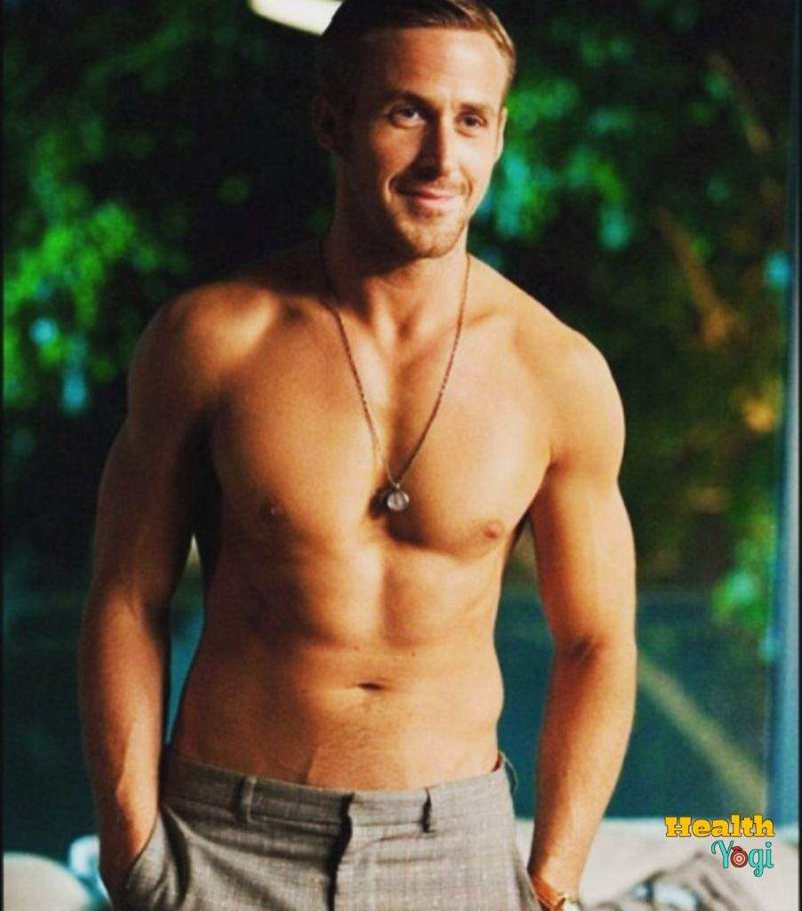 Ryan Gosling abs