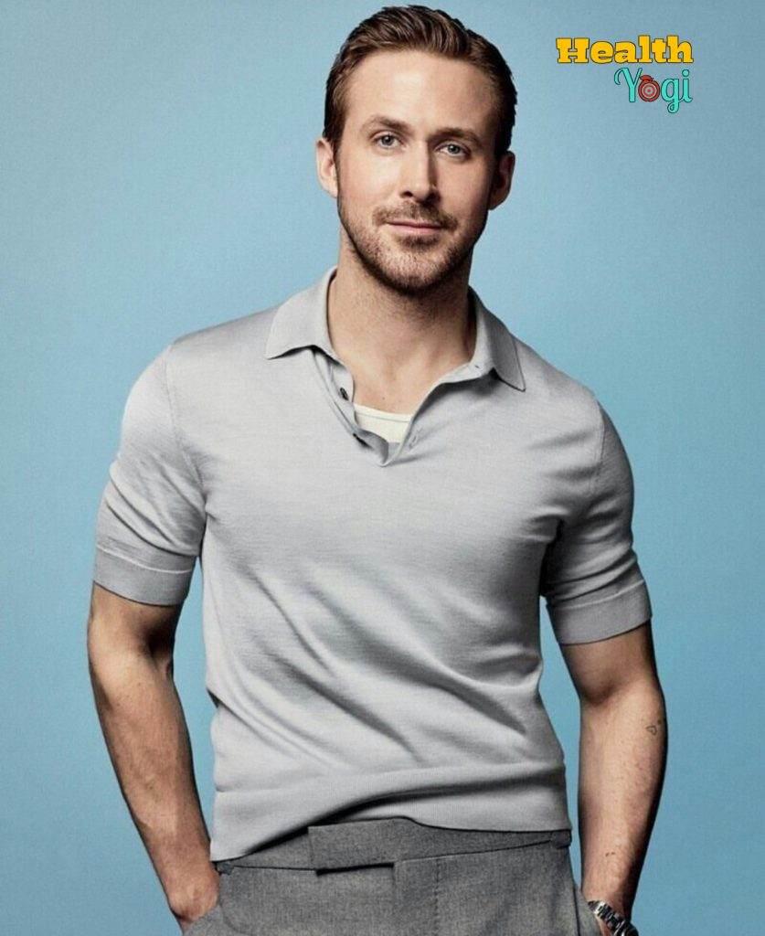 Ryan Gosling Meal Plan
