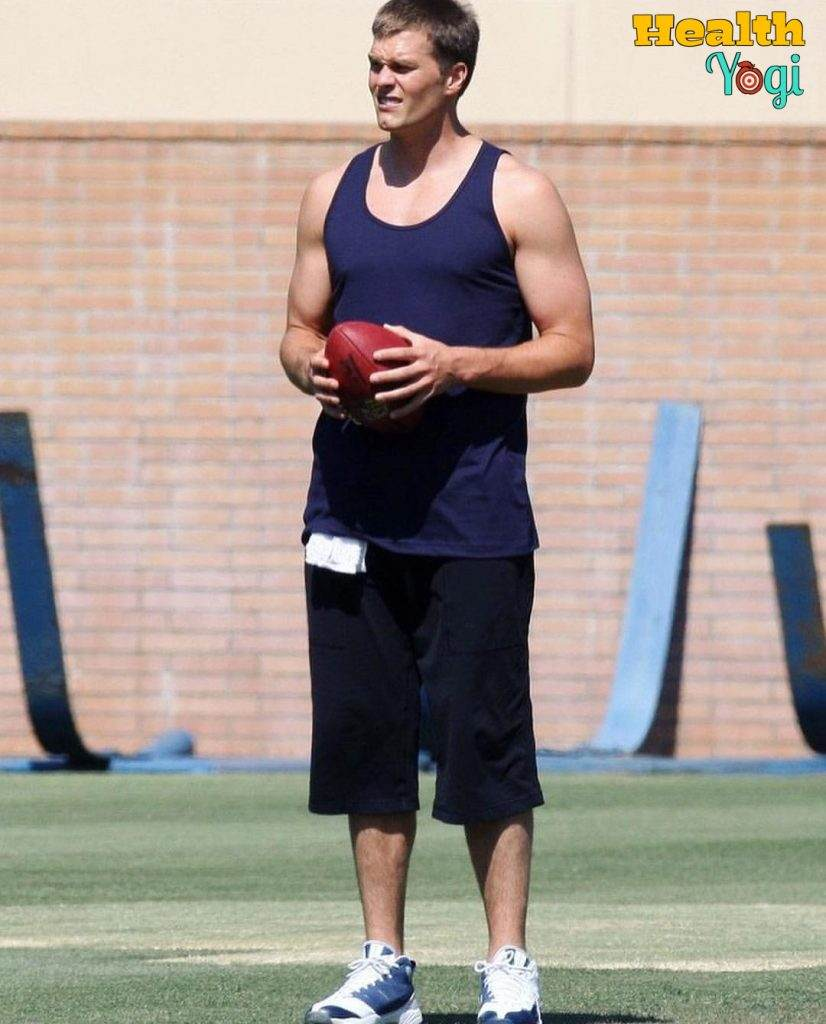 Tom Brady Biceps