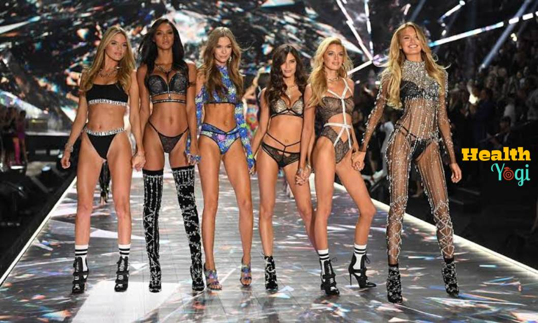 Victoria Secret meal and exercise