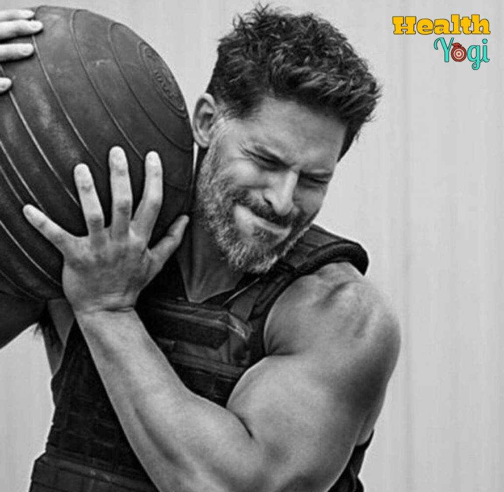 Joe Manganiello Exercise