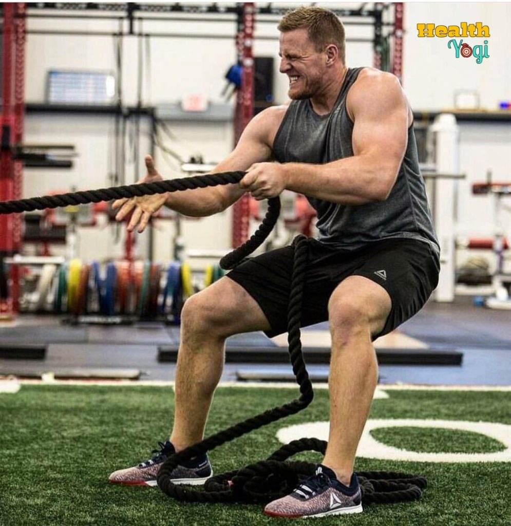 JJ Watt Workout Routine