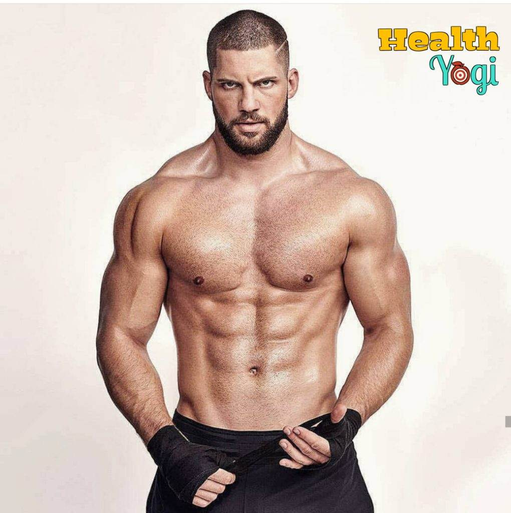 Florian Munteanu Workout Routine and Diet Plan