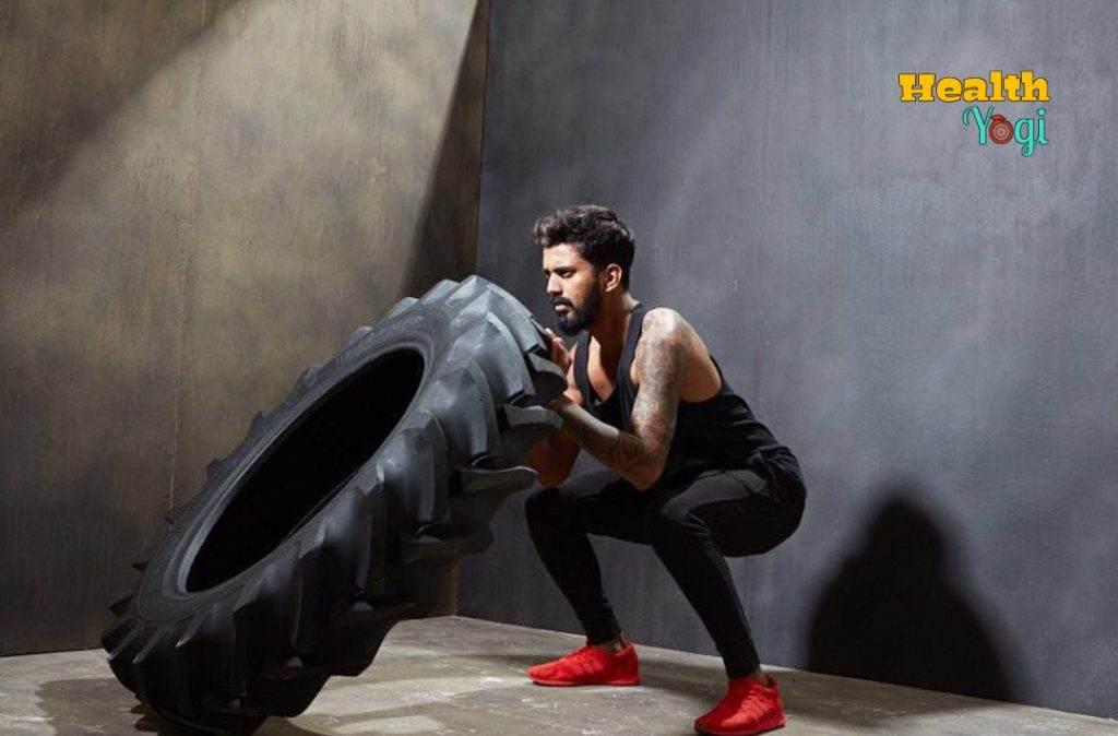 KL Rahul Workout Routine