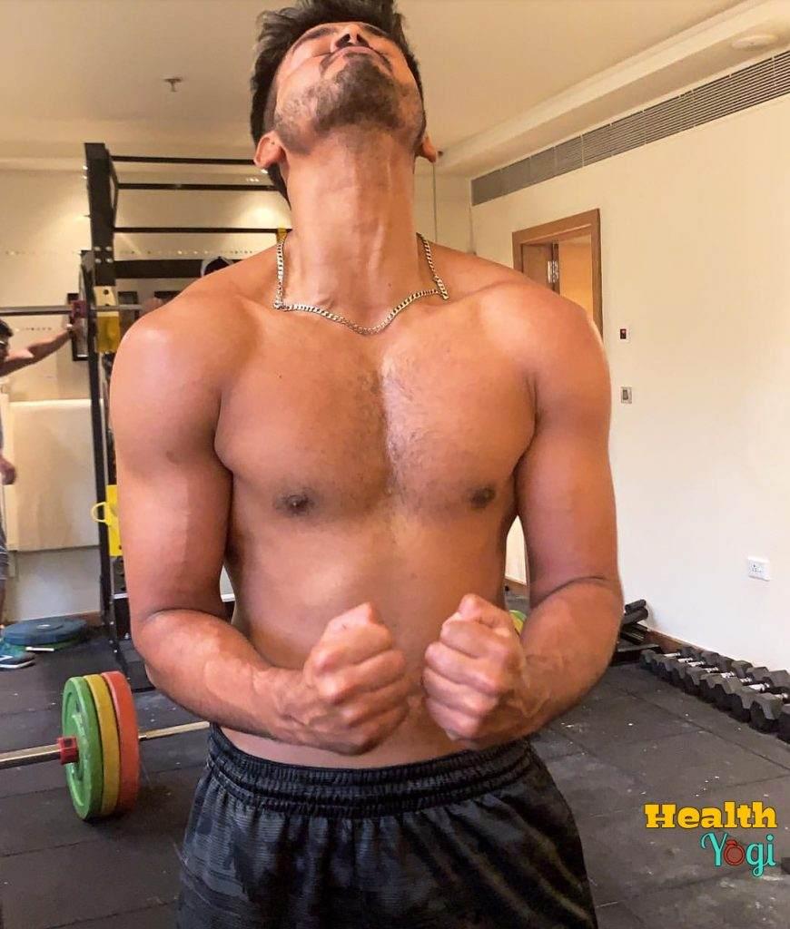 Shreyas Iyer Workout