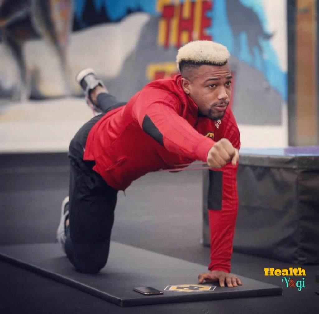 Adama Traore Workout