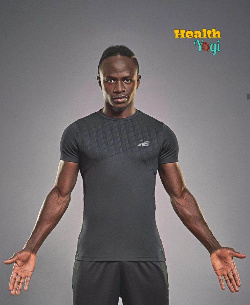 Sadio Mane Diet