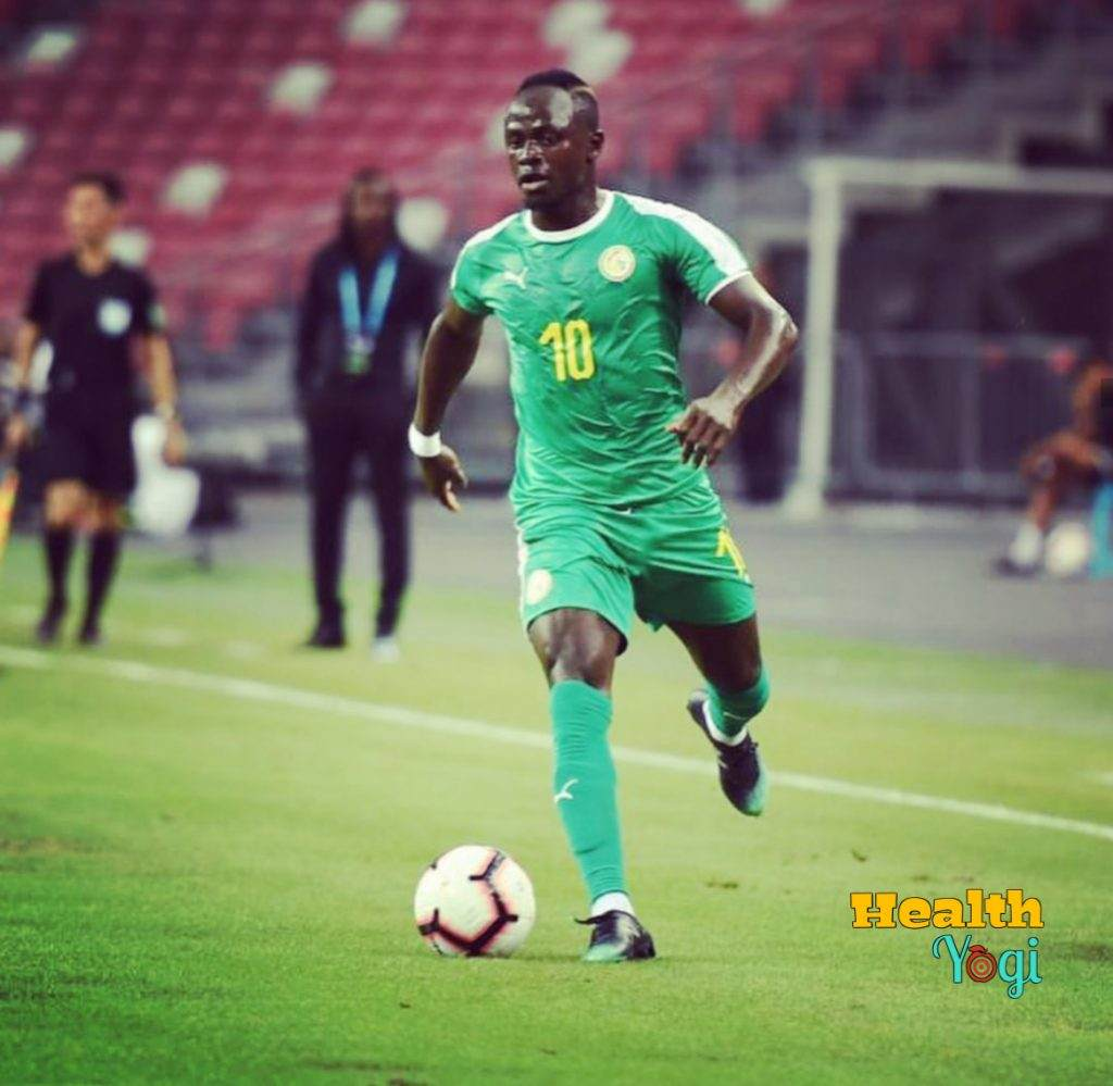 Sadio Mane Body HD Photo