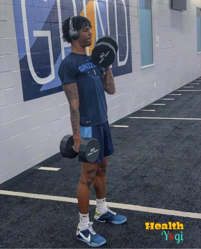 Ja Morant Workout