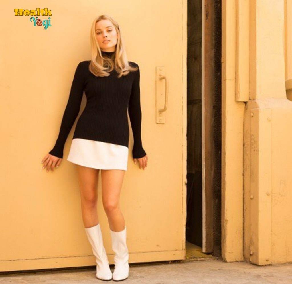 Margot Robbie Fitness