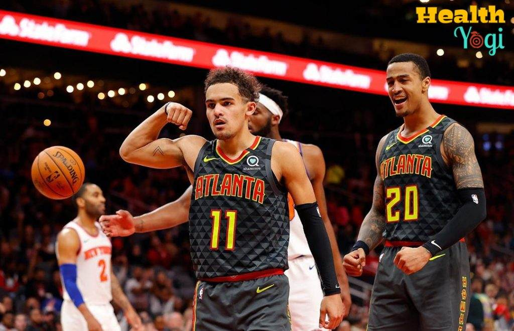Trae Young Fitness