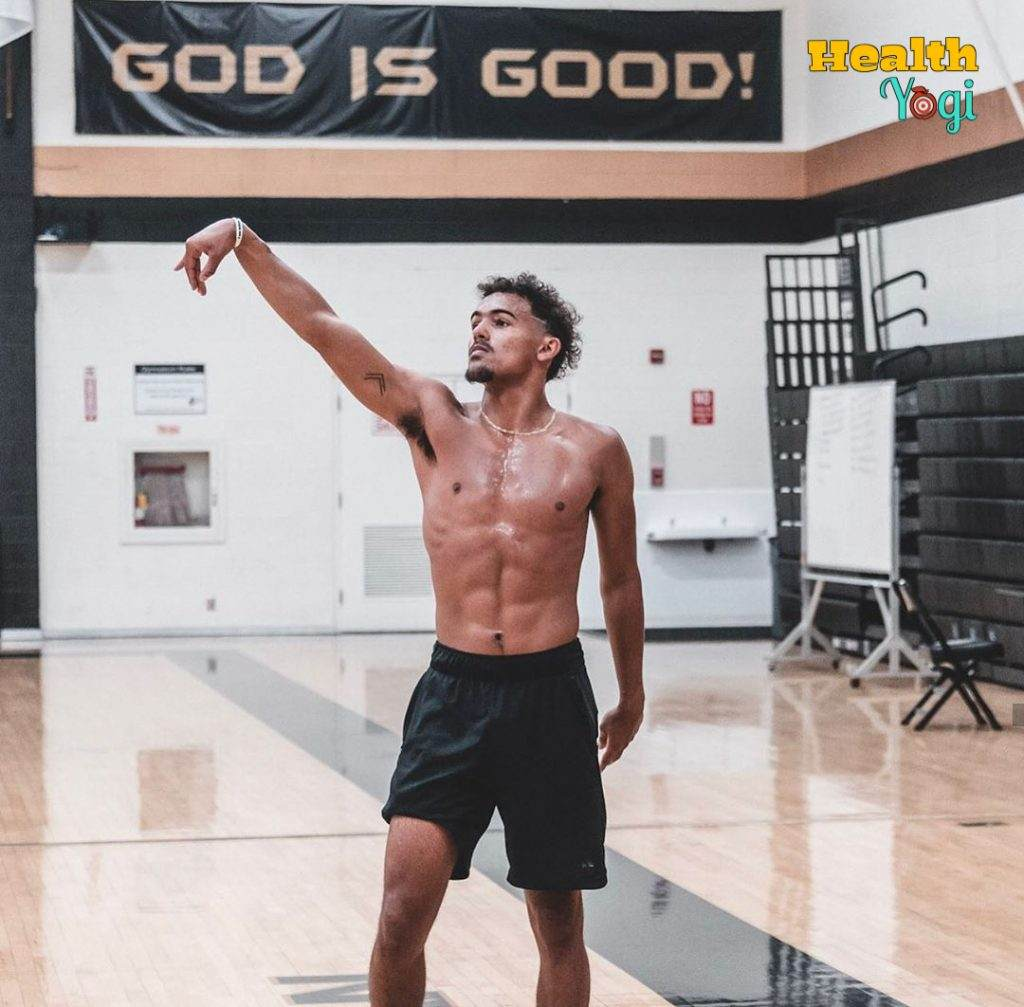 Trae Young Workout