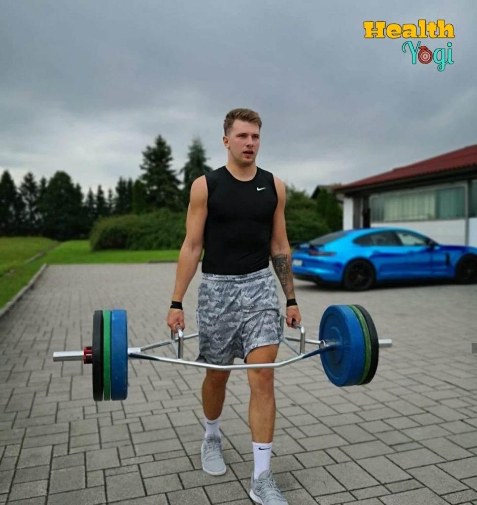 Luka Dončić Workout