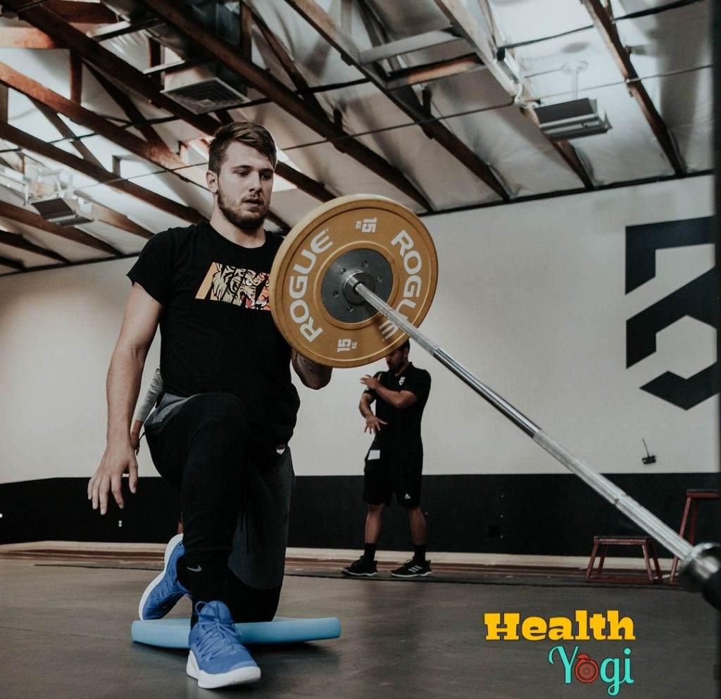 Luka Dončić Exercise