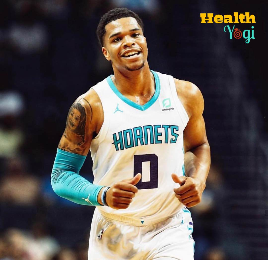 Miles Bridges Workout Routine and Diet Plan