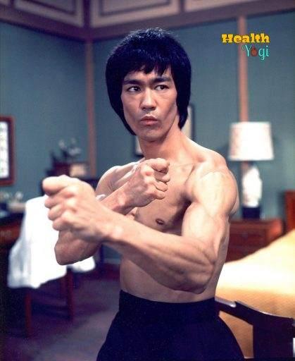 Bruce Lee Workout