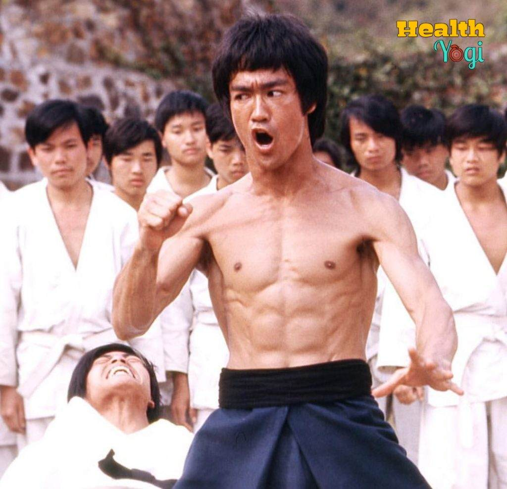 Bruce Lee Diet