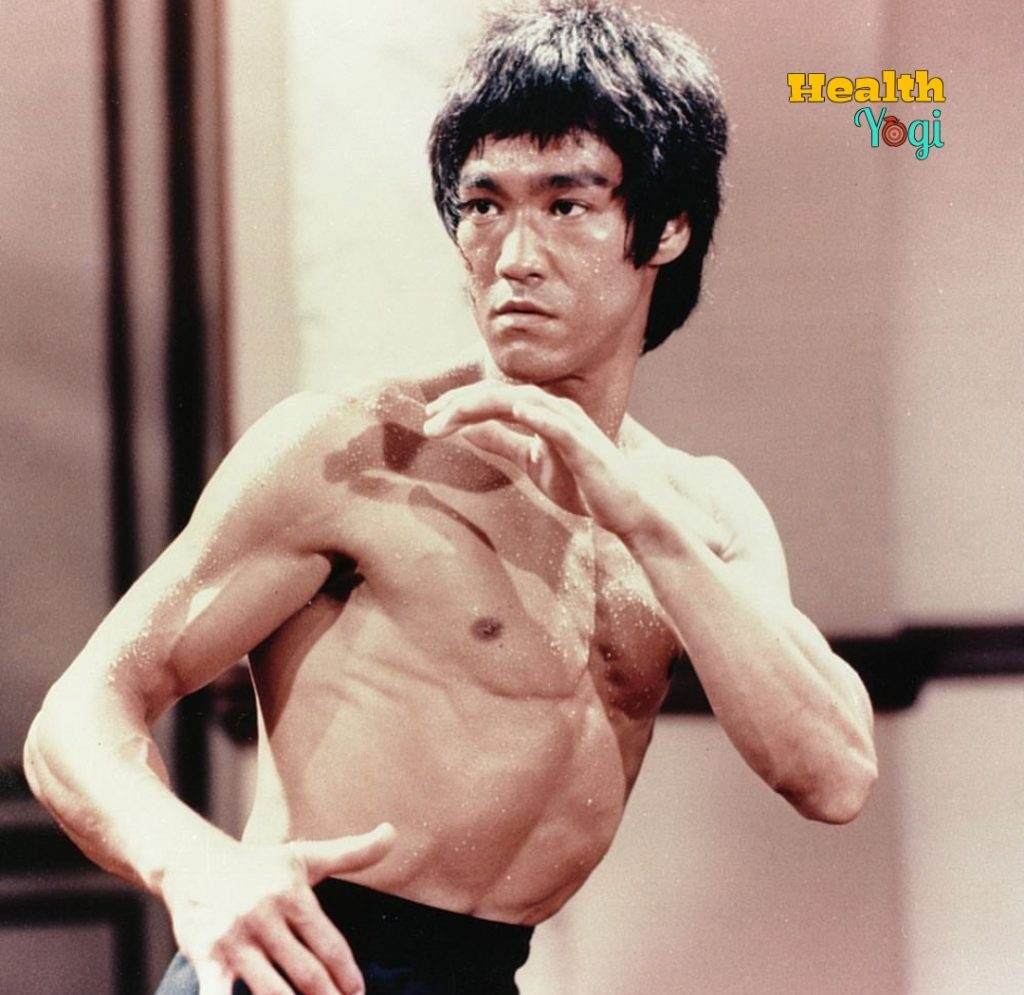 Bruce Lee Workout Routine and Diet Plan