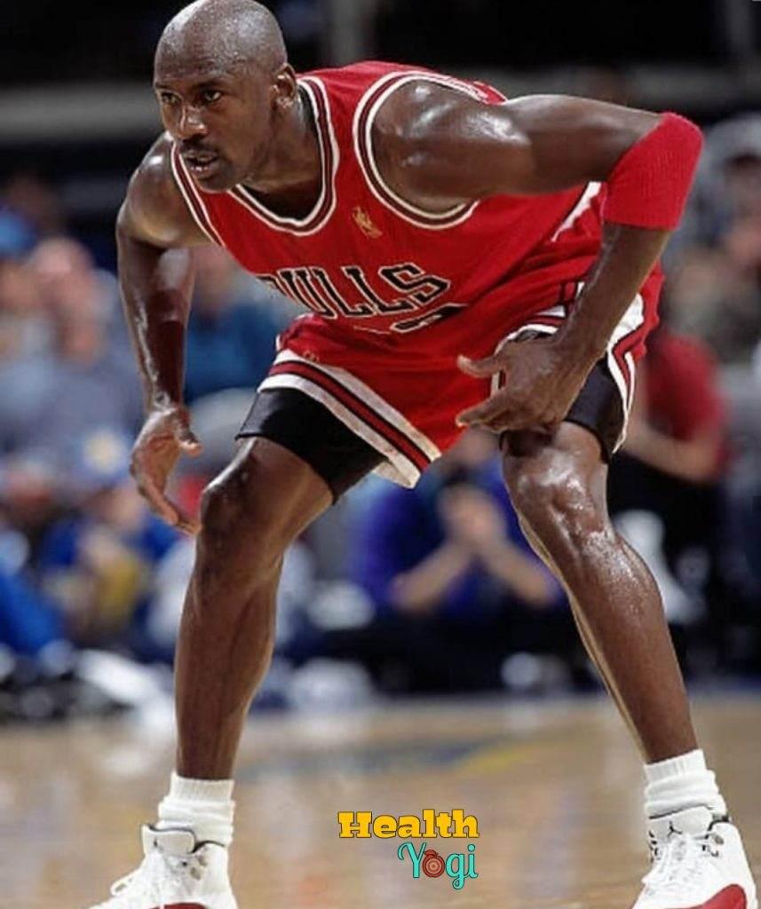 Michael Jordan Exercise