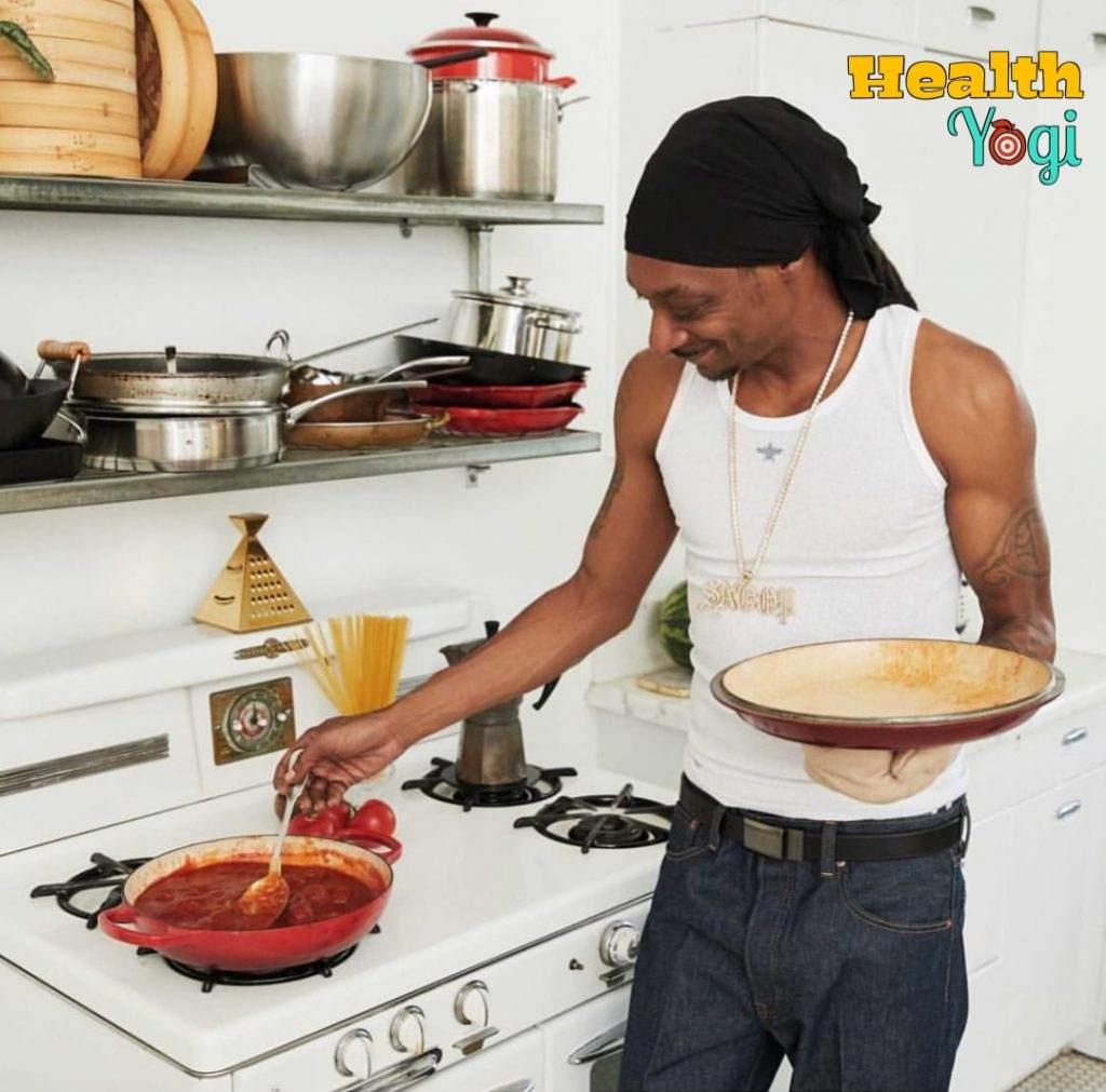Snoop Dogg Diet Plan