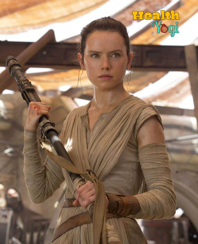 Daisy Ridley Workout Routine