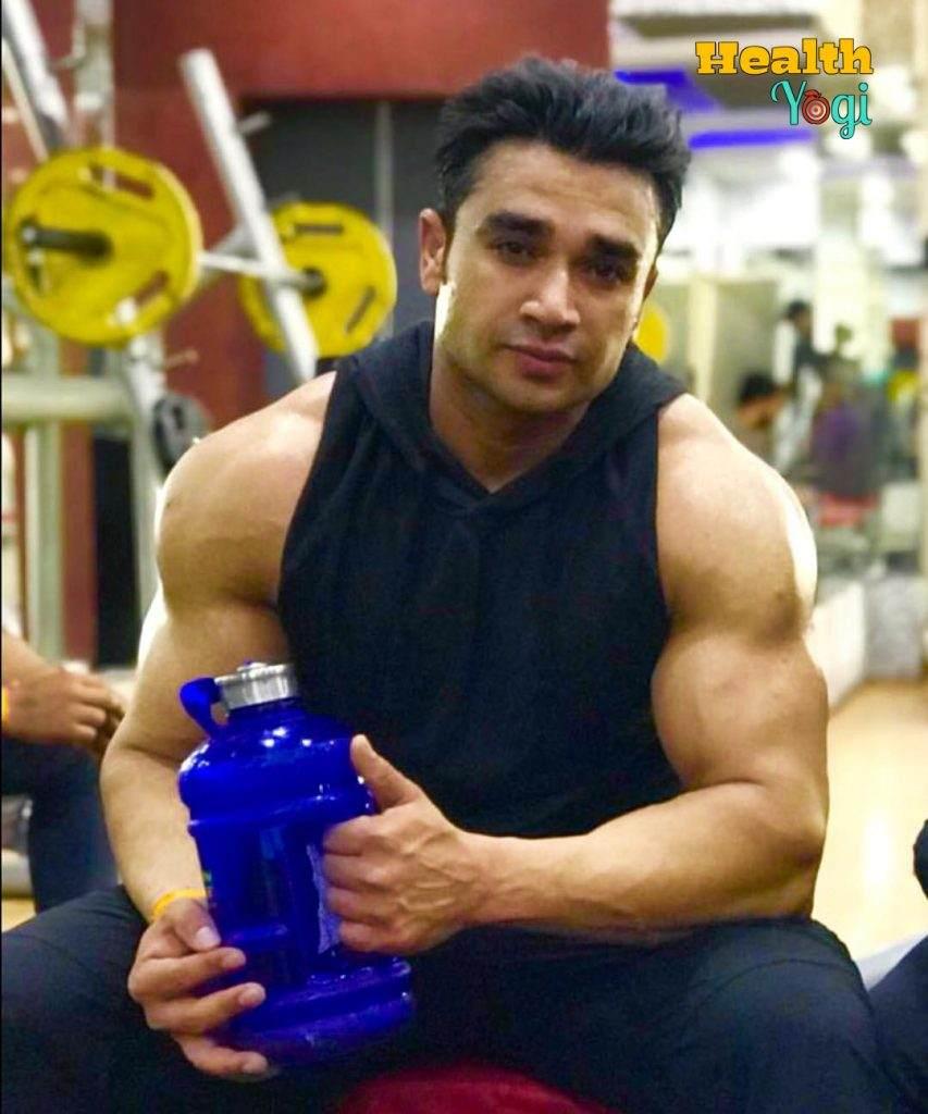 Sachin Atulkar Diet Plan