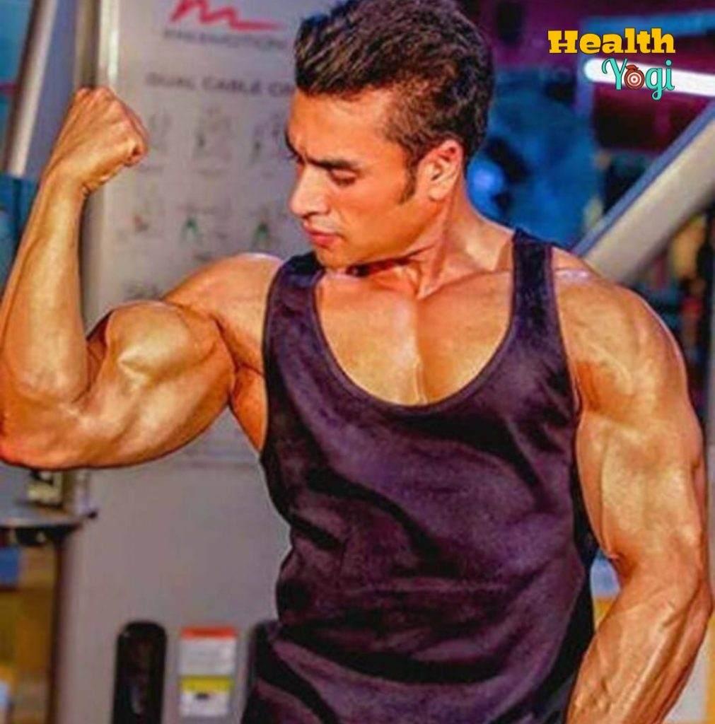 Sachin Atulkar Workout Routine and Diet Plan