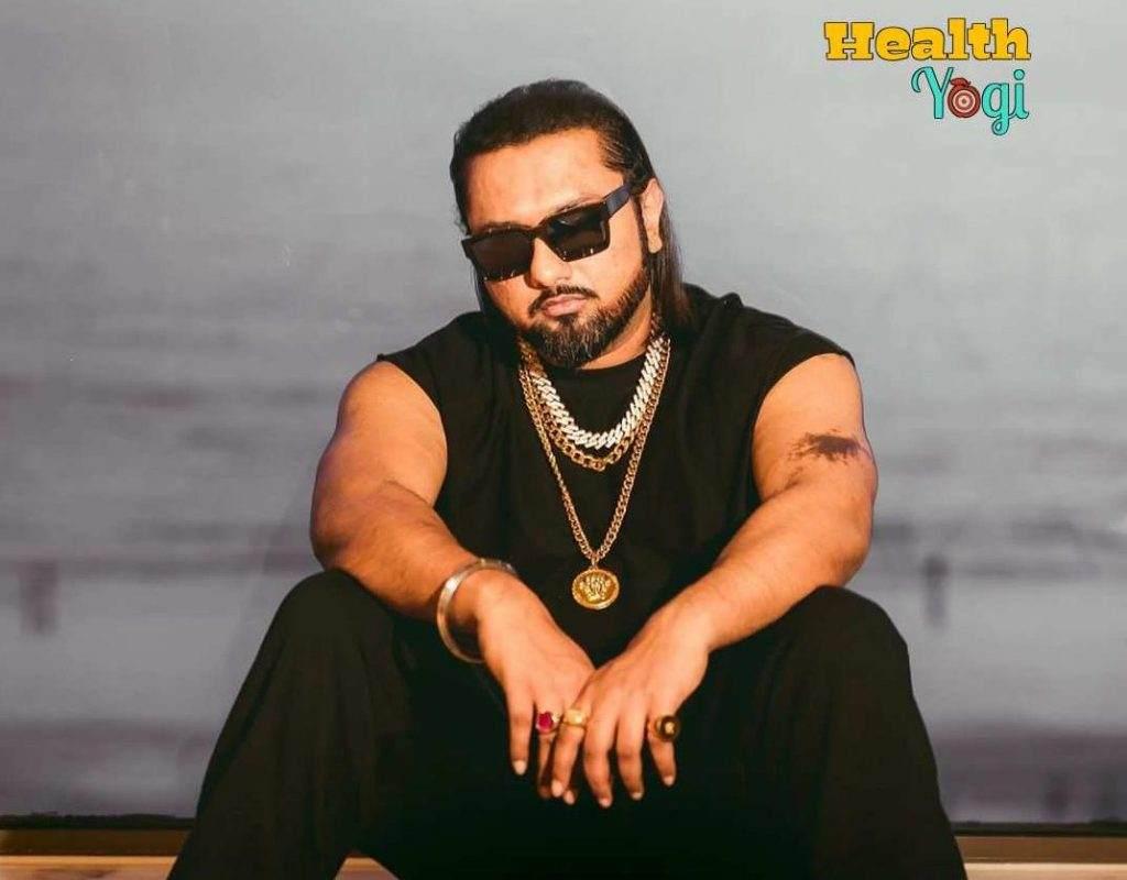 Honey Singh Diet Plan