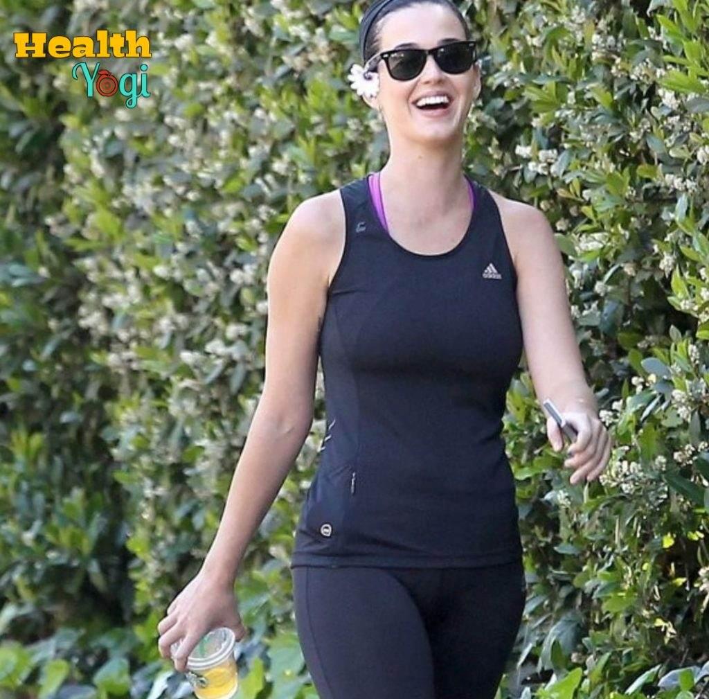 Katy Perry Workout Routine