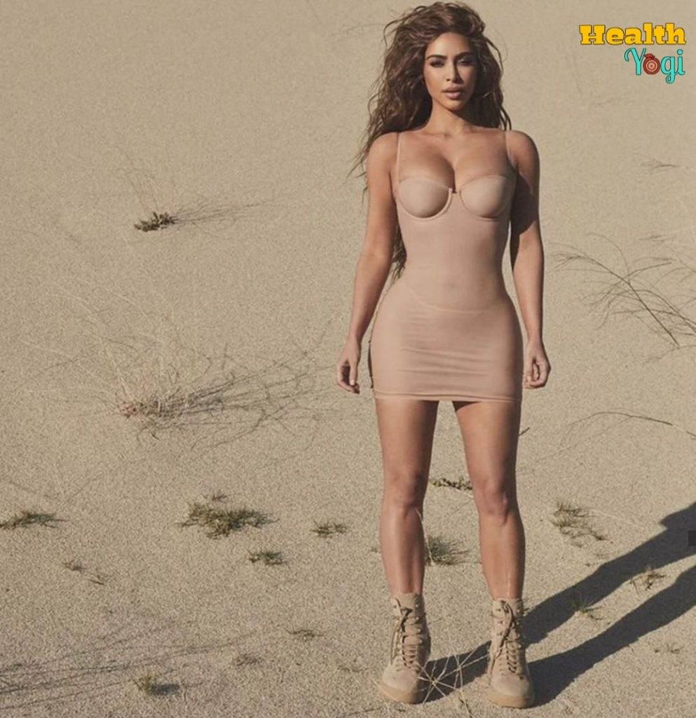 Kim Kardashian Fitness Training