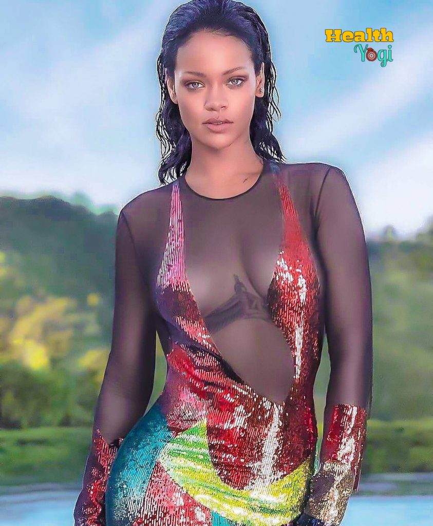 Rihanna Workout Routine and Diet Plan
