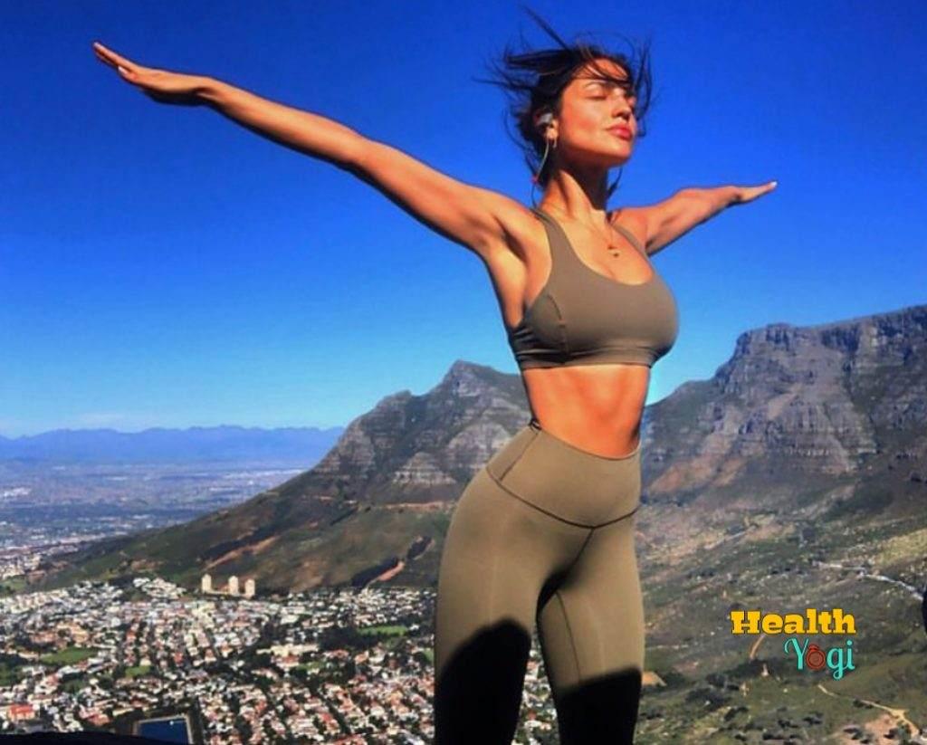 Eiza Gonzalez Fitness