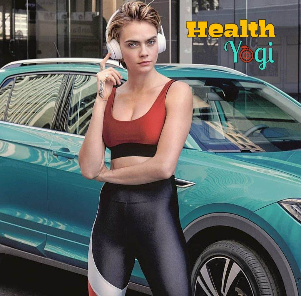 Cara Delevingne Fitness Regime