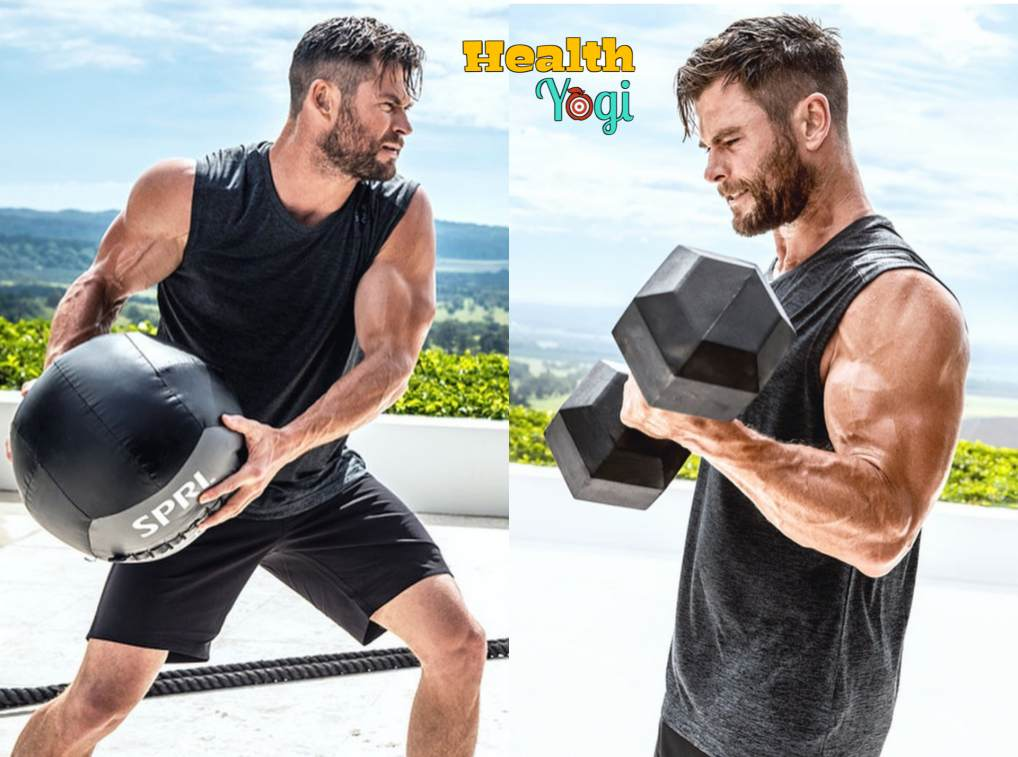 Chris Hemsworth Workout Routine and Diet Plan
