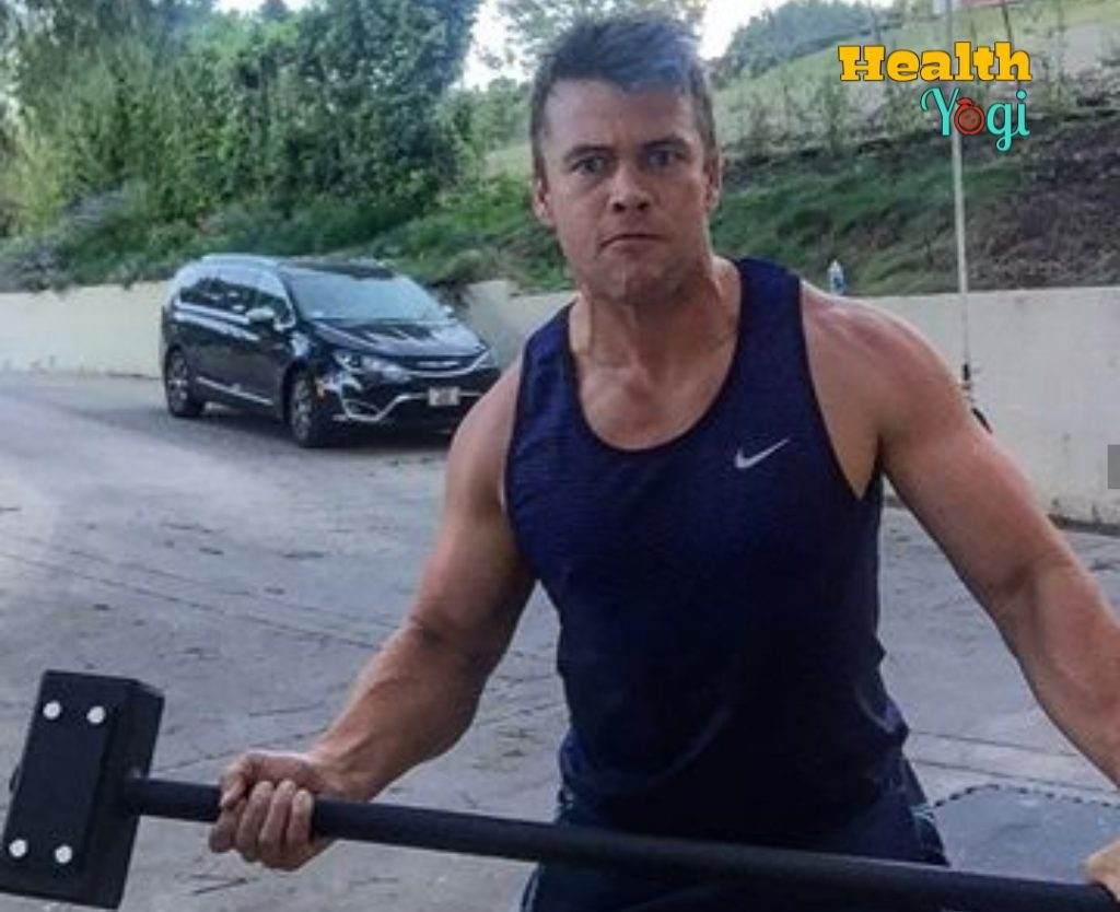 Luke Hemsworth Diet Plan