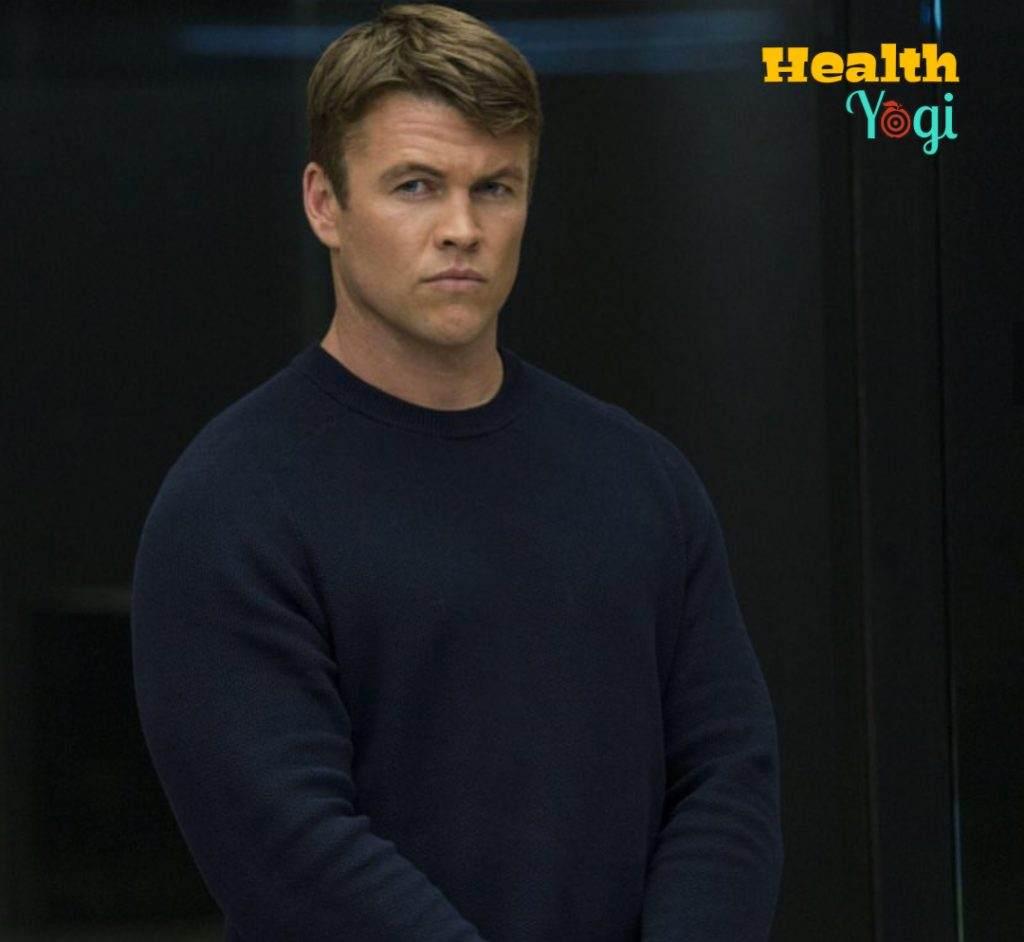 Luke Hemsworth Workout Routine and Diet Plan