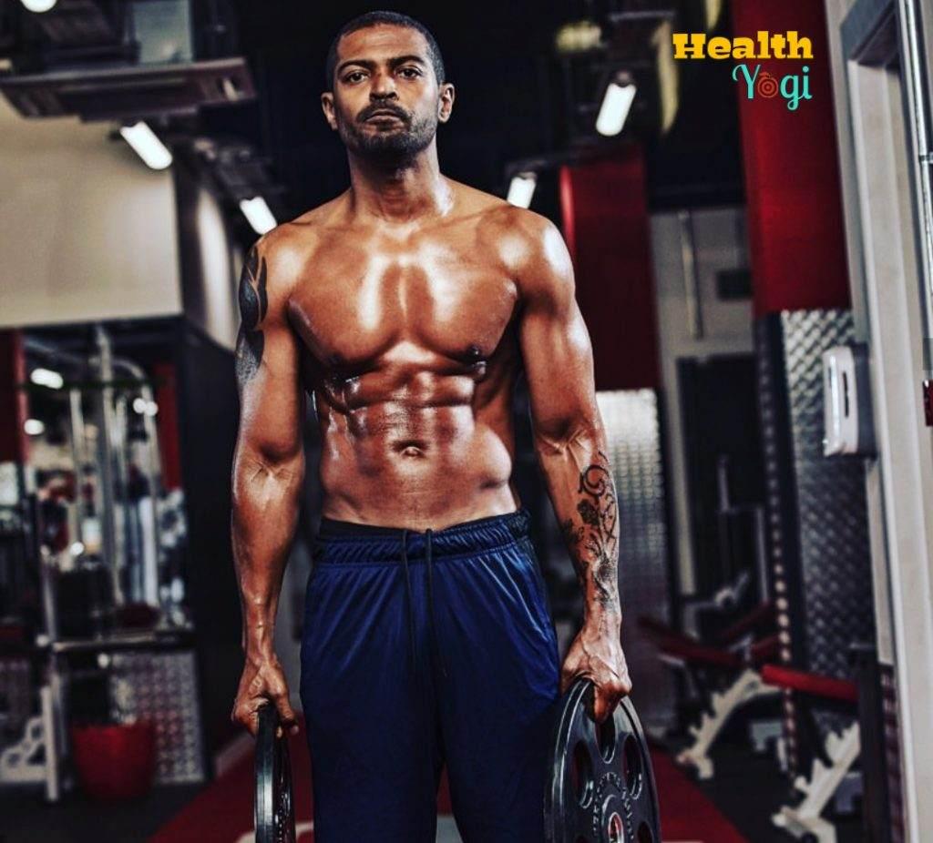 Noel Clarke Workout Routine