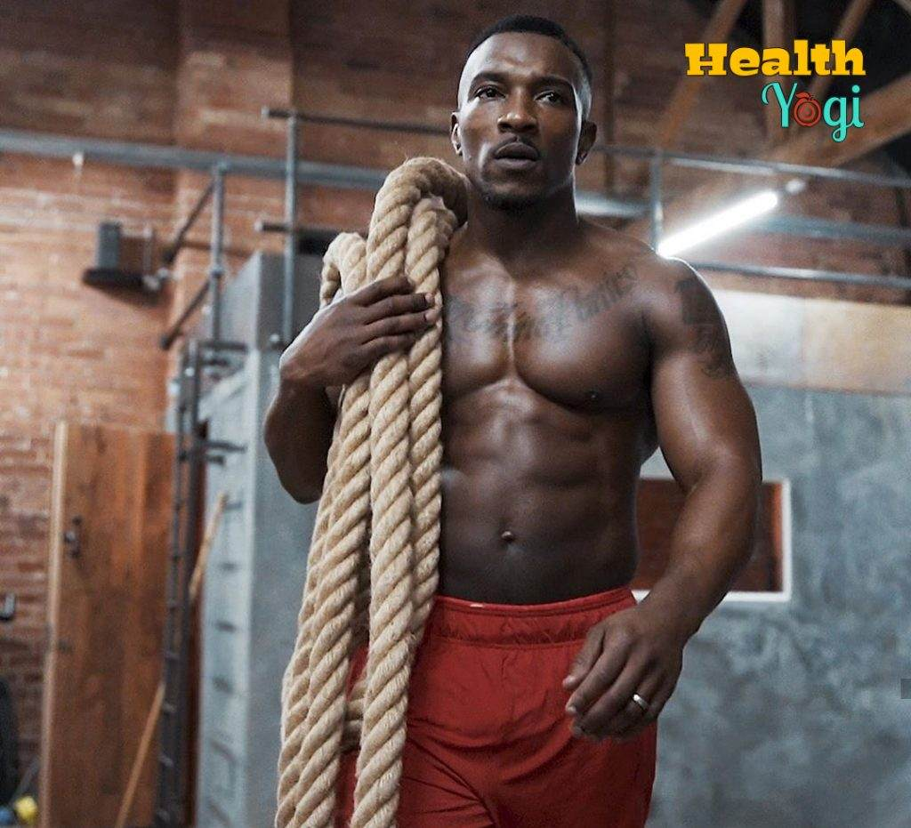 Ashley Walters Workout Routine and Diet Plan   Body Transformation for Bulletproof 2