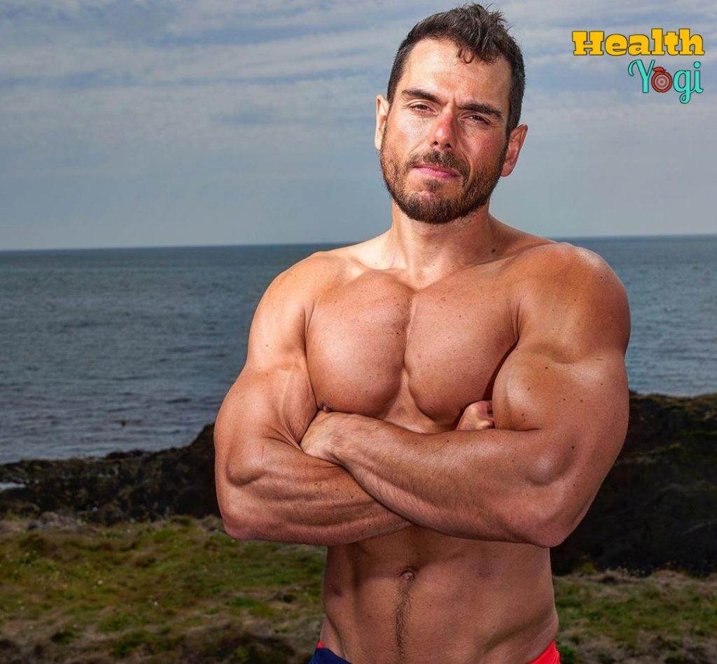 Ross Edgley Workout Routine and Diet Plan