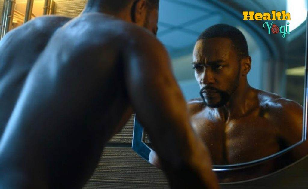 Anthony Mackie Diet Plan
