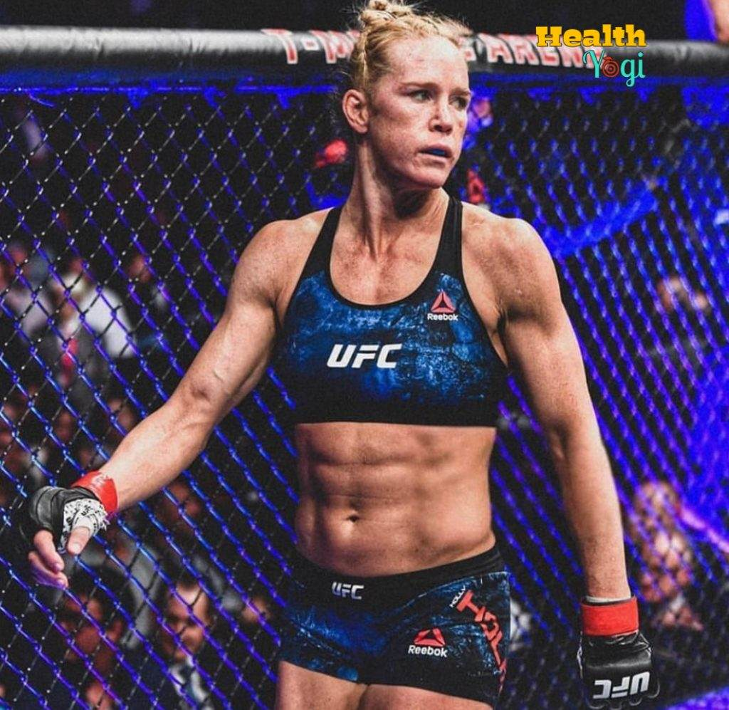 Holly Holm Fitness