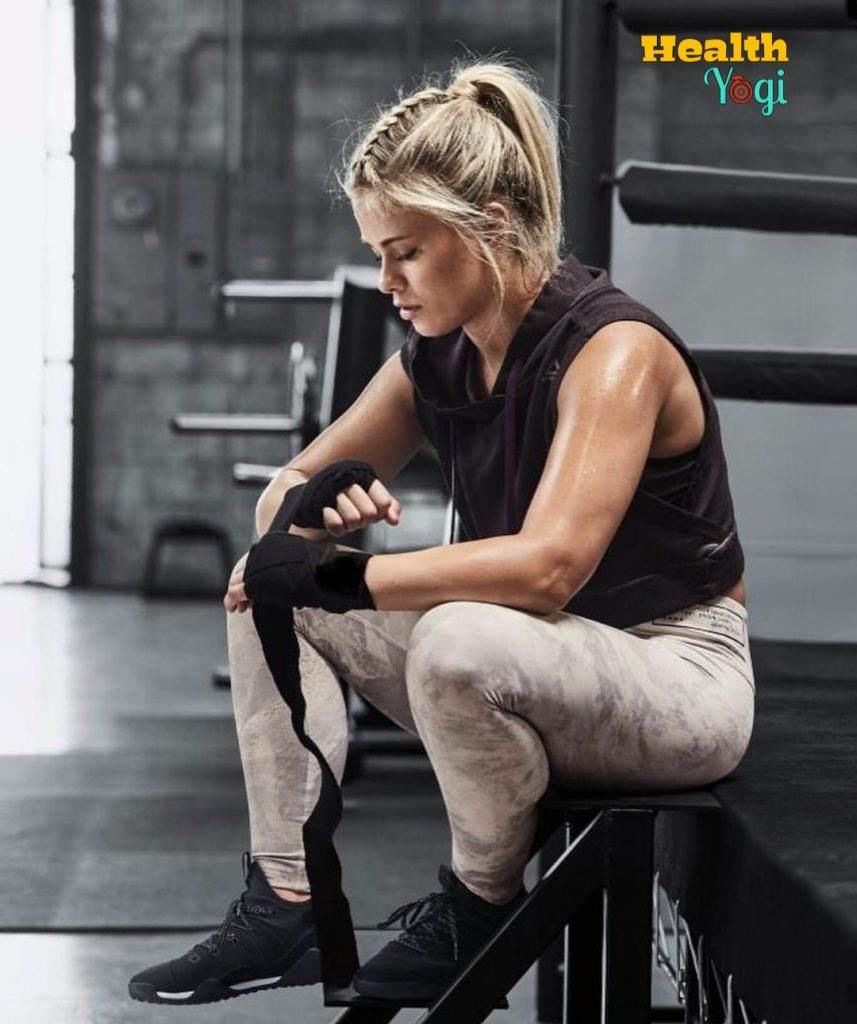 Paige Vanzant Fitness
