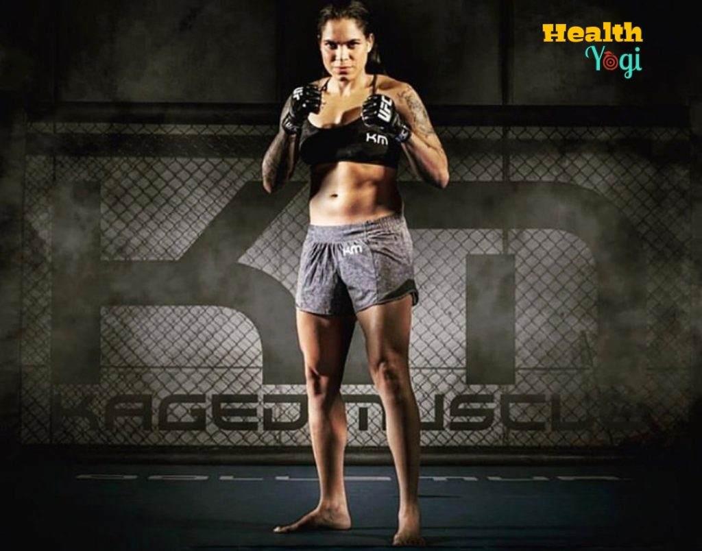 Amanda Nunes Workout Routine and Diet Plan