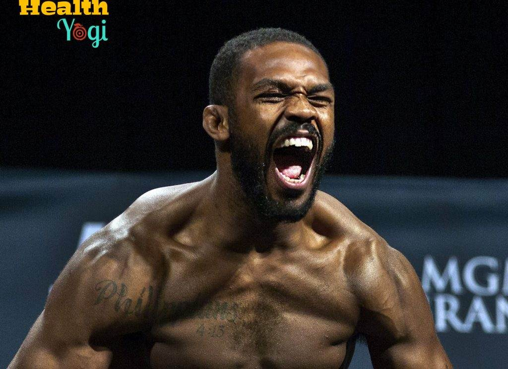 Jon Jones exercise and diet